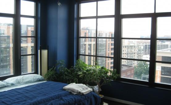 Apt 1202 SW Corner of Bedroom 051012