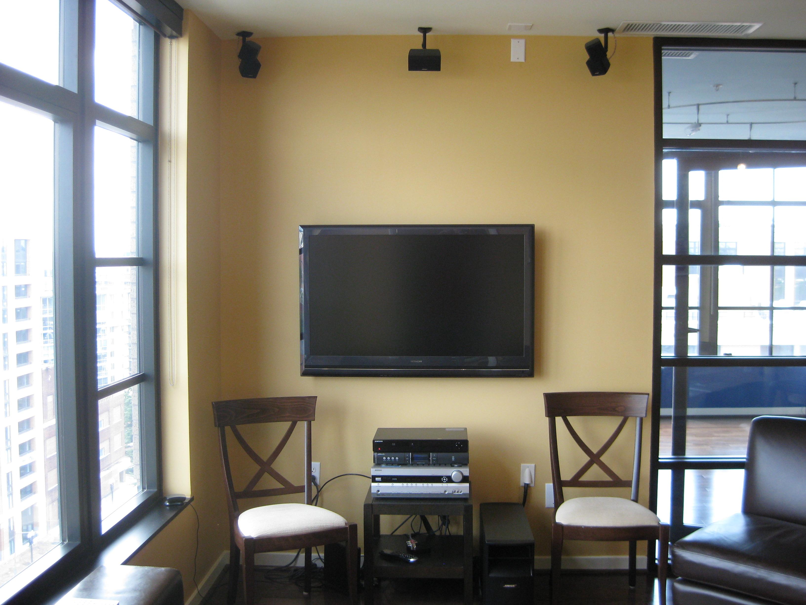 Living Room Surround Sound - Nakicphotography